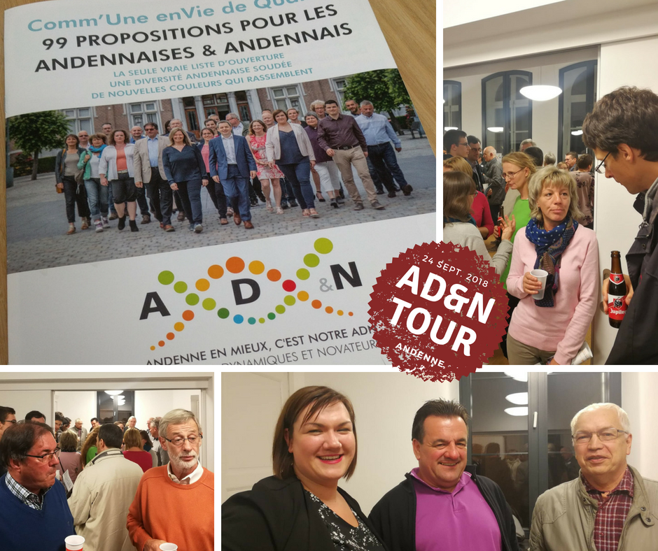 AD&N Tour Andenne