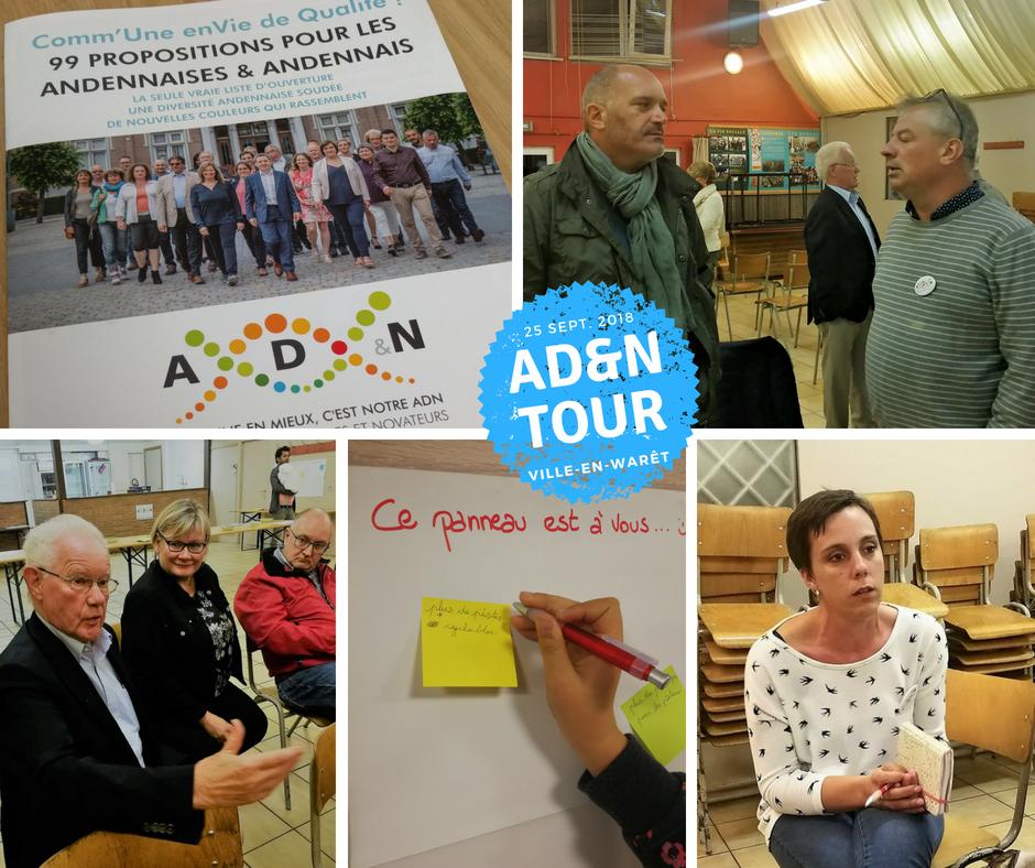 AD&N Tour Ville-en-Warêt